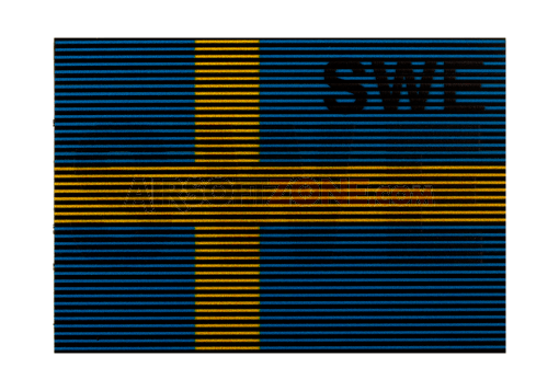 Dual IR Patch SWE Color (Clawgear)