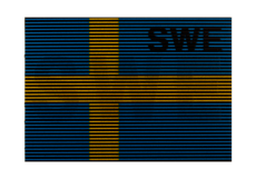 Dual-IR-Patch-SWE-Color-Clawgear
