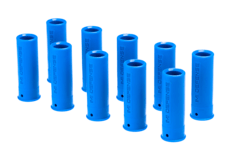 Dummy-Bullets-12-Gauge-10pcs-Blue-IMI-Defense