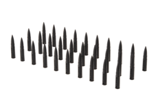 Dummy-Bullets-300-Blackout-30pcs-Black-IMI-Defense