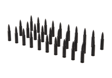 Dummy-Bullets-6.8-SPC-30pcs-Black-IMI-Defense