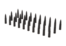 Dummy-Bullets-7.62x39-30pcs-Black-IMI-Defense