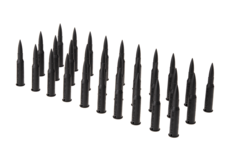 Dummy-Bullets-7.62x54R-30pcs-Black-IMI-Defense