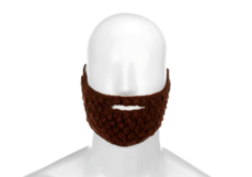 Dummy-Tactical-Beard-Brown-Invader-Gear