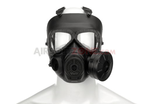 Dummy Toxic Mask Black (Invader Gear)