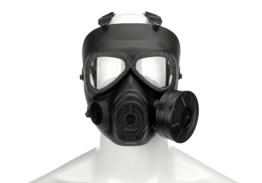 Dummy Toxic Mask Black