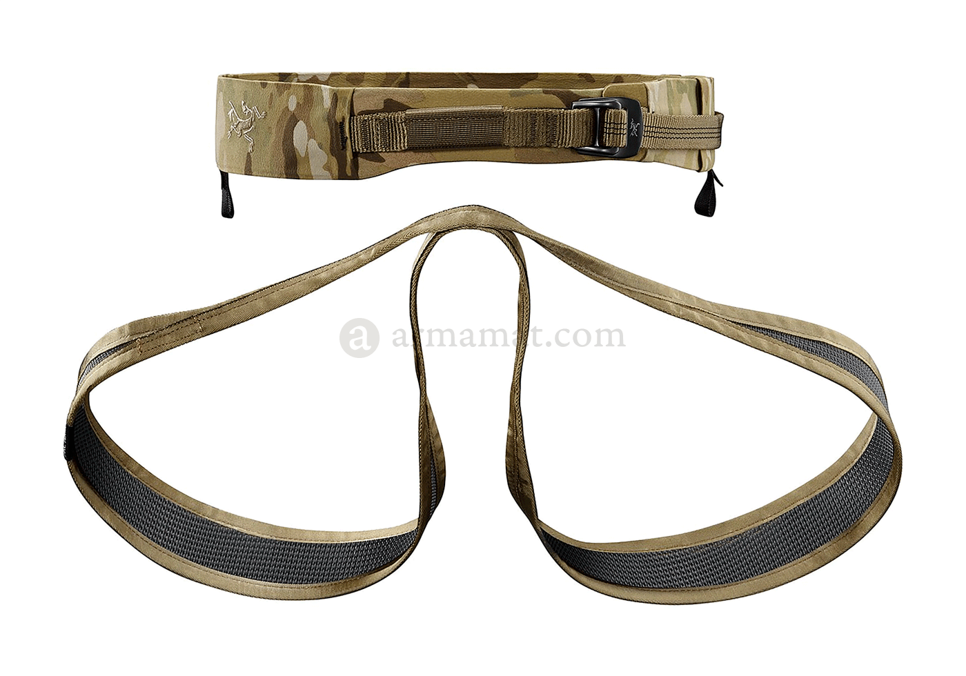 Arcteryx Klettergurt Xl : E rigger s harness multicam arc teryx xl safety