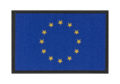 EU Flag Patch Color