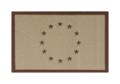 EU Flag Patch Desert