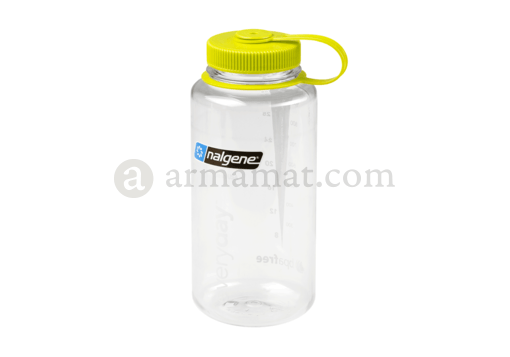 Everyday Wide Mouth 1.0 Liter Clear (Nalgene)