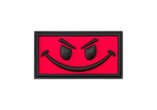 Evil-Smile-Rubber-Patch-Red-JTG