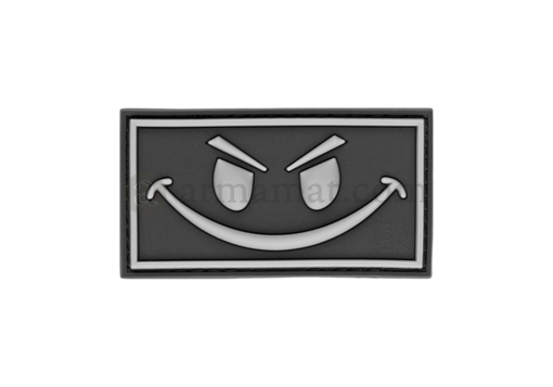 Evil Smile Rubber Patch SWAT (JTG)