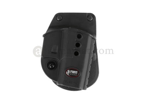 Evolution Paddle Holster für Glock 42 Black (Fobus)