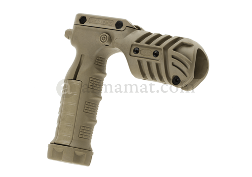 FGA Flashlight Adaptor Grip Khaki (CAA Tactical)