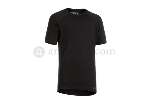 FR Baselayer Shirt Short Sleeve Black (Clawgear) 2XL