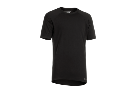 FR Baselayer Shirt Short Sleeve Black M