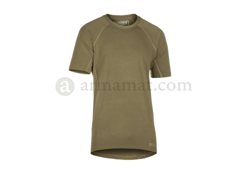 FR Baselayer Shirt Short Sleeve RAL7013 (Clawgear) 2XL