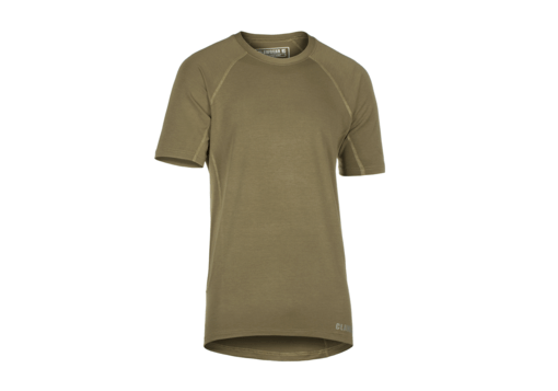 FR Baselayer Shirt Short Sleeve RAL7013 XXL
