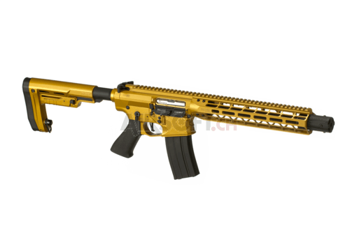 Falkor Defense AR-15 Ambi SBR Gold (APS)