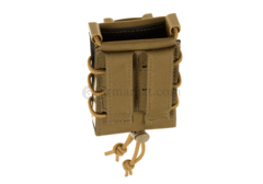 Fast Rifle and Pistol Magazine Pouch Coyote (Templar's Gear)