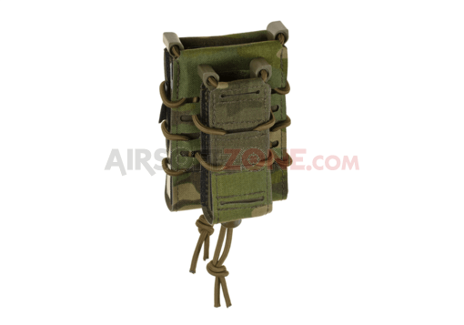 Fast Rifle and Pistol Magazine Pouch Multicam Tropic (Templar's Gear)