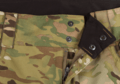 Field Short Multicam NYCO 34