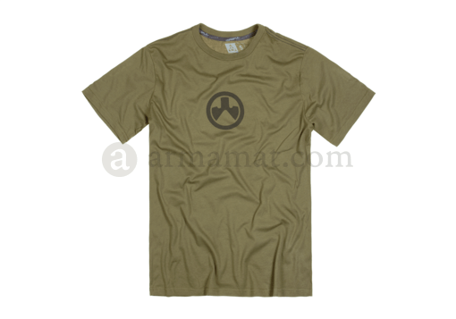 Fine Cotton Icon Logo T-Shirt OD (Magpul) M