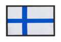 Finland Flag Patch Color