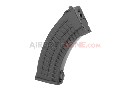 Flash Magazine AK47 Waffle 500rds Black (Pirate Arms)