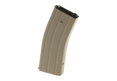 Flash-Magazine-M4-Hicap-480rds-Tan-Battle-Axe