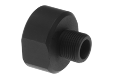Flashhider-Adapter-for-S1-Striker-Outer-Barrel-Black-Amoeba