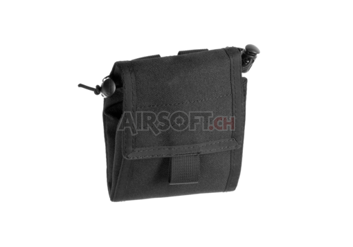 Foldable Dump Pouch Black (Invader Gear)