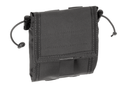 Foldable Dump Pouch Wolf Grey