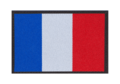 France Flag Patch Color