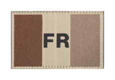 France-Flag-Patch-Desert-Clawgear