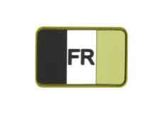 France-Flag-Rubber-Patch-Forest-JTG