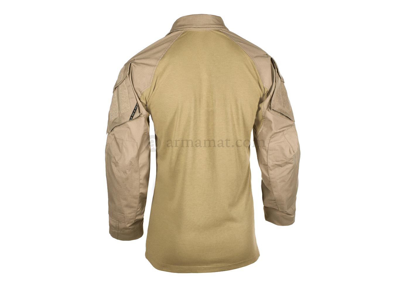 923b5ecde6b9 G3 Combat Shirt Khaki (Crye Precision) XL - Combat Shirts - Shirts -  Vêtements - armamat.com Boutique en ligne