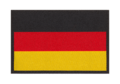 Germany Flag Patch Color