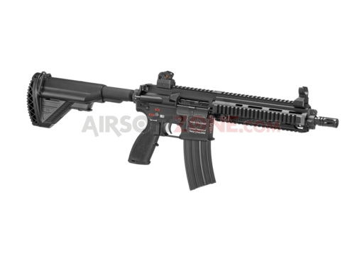 H&K HK416 D10RS V2 Mosfet Full Power Black (VFC)