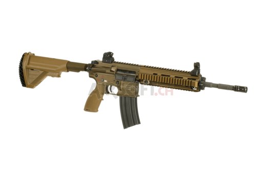 H&K HK416 D14.5RS V2 Mosfet Full Power RAL8000 (VFC)
