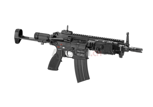 H&K HK416C V2 Mosfet Full Power Black (VFC)