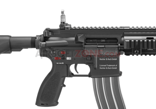 h&k m27 iar v2 mosfet full power black (vfc) - aeg - airsoft aeg - rifles -  airsoftzone com online shop