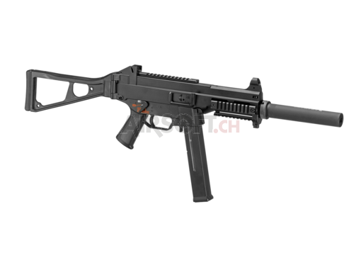 H&K UMP .45 DX Full Power GBR Black (VFC)