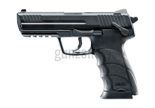 HK45 Co2 Black BB (Heckler & Koch)