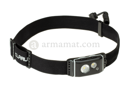 HR1 Pro Headlamp Black (Klarus)