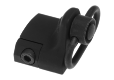 Hand-Stop-with-QD-Sling-Swivel-Black-Metal
