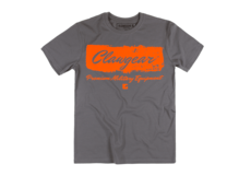 Handwritten-Tee-Grey-Clawgear-2XL