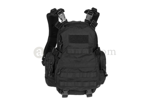 Helmet Cargo Pack Black (Warrior)