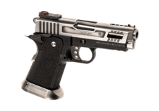 Hi-Capa-3.8-Force-Full-Metal-GBB-Silver-WE