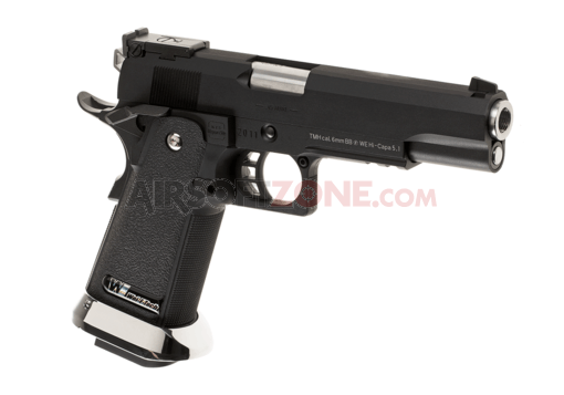 Hi-Capa 5.1 R1 Full Metal GBB Black (WE)